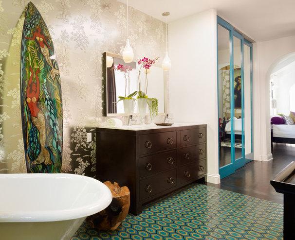 Contemporary Bathroom by Pal + Smith