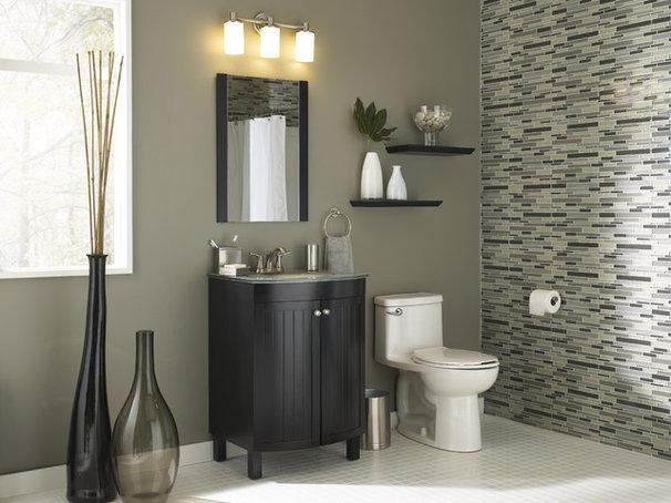 Modern Bathroom by Lowe's Home Improvement