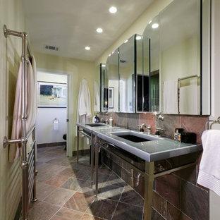 Faustino, Media Room & An Unbelievable Bathroom & Shower