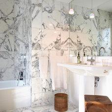 Contemporary Bathroom by Joe Schutt – Unit Realty Group