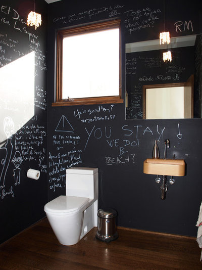 コンテンポラリー 浴室 by Joe Schutt – Unit Realty Group