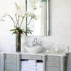 Bathroom Flooring Contemporary Bathroom New York By Duraamen Engineered Products Inc