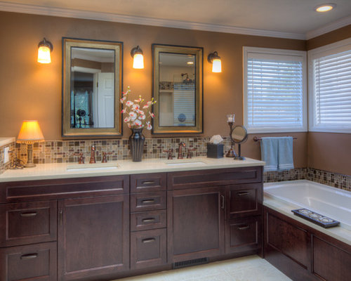 bathroom vanities cabinets craftsman bathroom design ideas remodels amp photos 11768