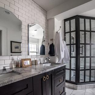 Новые идеи обустройства дома: ванная комната в стиле шебби-шик