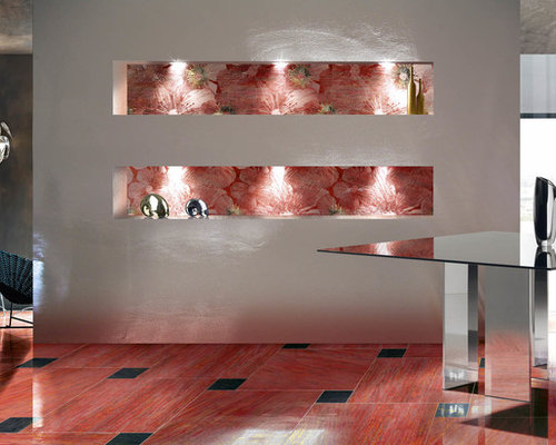 Piastrelle Rosse Bagno. Gallery Of Cucina With Piastrelle Rosse ...