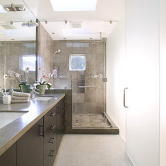 contemporary bathroom by Feldman Architecture, Inc.