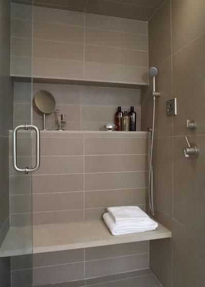 Contemporary Bathroom by Xstyles Bath + More, Inc.