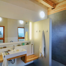 Contemporary Bathroom by Six Degrees Construction