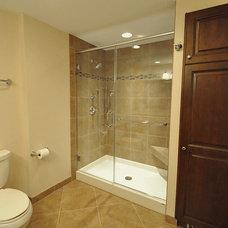 Traditional Bathroom by Borth - Wilson Plumbing & Bathroom Remodeling