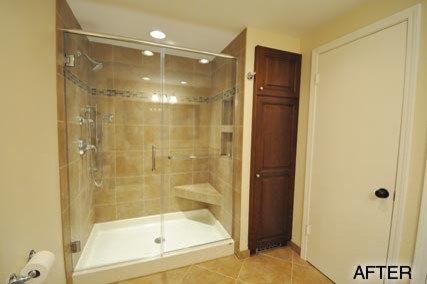 Fiberglass Shower Base Home Design Ideas Pictures