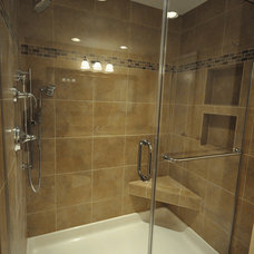 Traditional Bathroom by Borth - Wilson Plumbing & Bathroom Remodeling