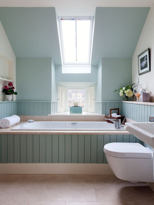 Duck egg blue ideas pictures remodel and decor for Bathroom ideas using tongue and groove