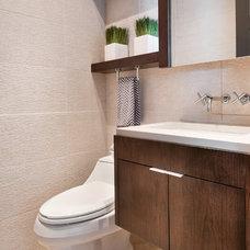 Contemporary Bathroom by sO Interiors