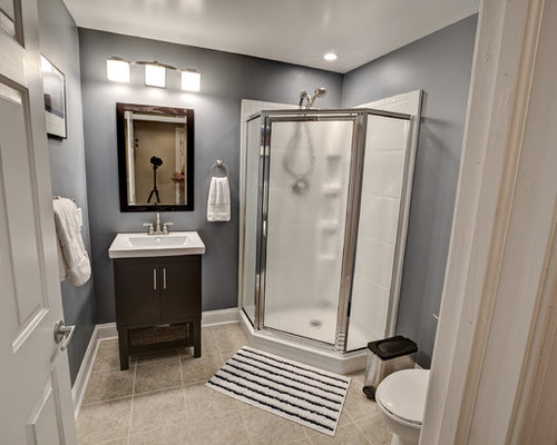Best Basement Bathroom Design Ideas Amp Remodel Pictures Houzz