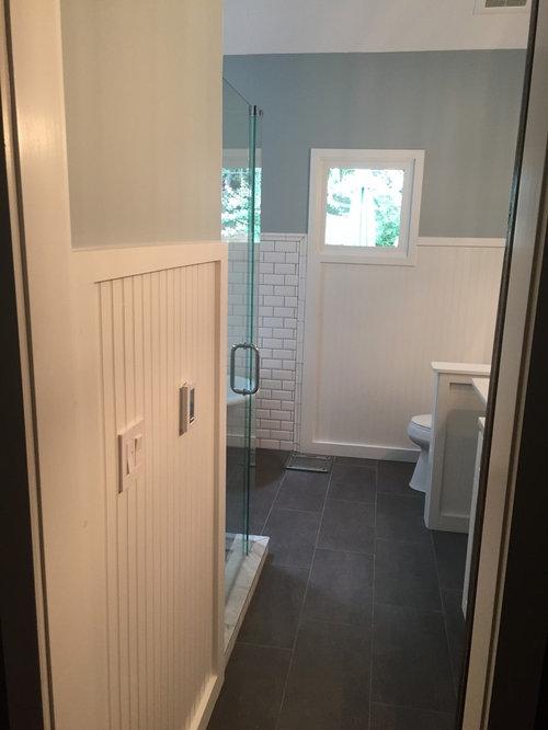 Small Bathroom Expansion
