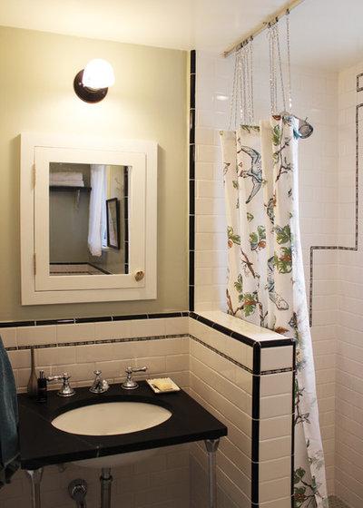 Con le nuove tende doccia pratico significa anche bello - Tende per doccia bagno ...
