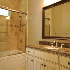 traditional bathroom by The Mirror Gallery, Kitchen and Bathroom Showroom