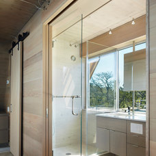 Contemporary Bathroom by Bromley Caldari Architects PC