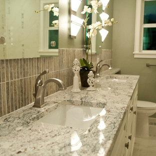 White Ice Granite Houzz