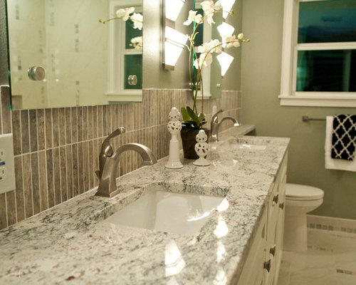 7 Faucet Finishes For Fabulous Bathrooms: Delta Dryden Faucet Ideas, Pictures, Remodel And Decor