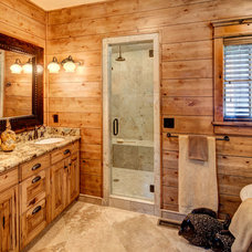 Traditional Bathroom by Smart Construction & Development, Inc.