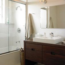 Modern Bathroom by Charlotte Dunagan Design Group