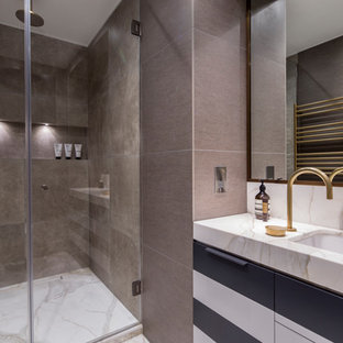 Fitzrovia Apartment - Master Ensuite Bathroom