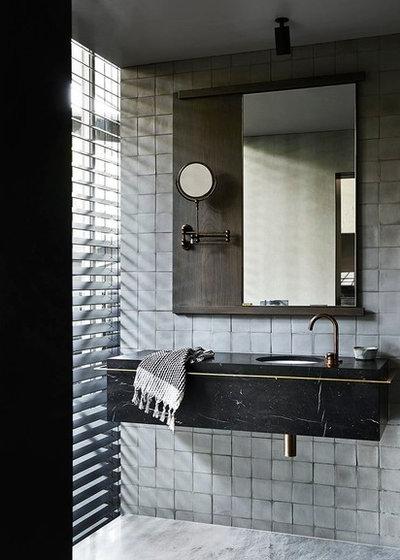 Contemporary Bathroom by The English Tapware Company