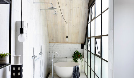 Your Essential Guide to an Industrial-Style Bathroom