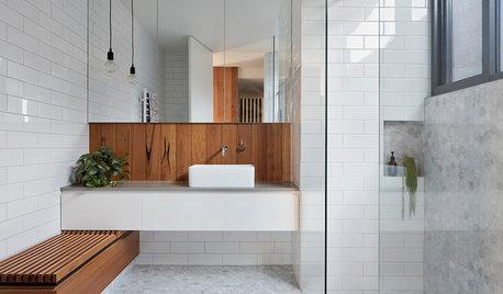 Tendance salle de bains : Une nouvelle pièce à vivre de la maison