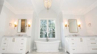 Five Forks Master Bathroom