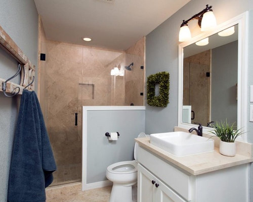 Bathroom Remodels On Fixer Upper fixer upper bathroom ideas, designs & remodel photos | houzz