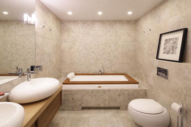 Современный Ванная комната by Ольга Клевакина