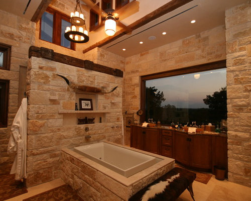 Bathroom Ideas Ranch Home: Cow Horn Home Design Ideas, Pictures, Remodel And Decor