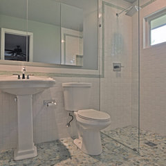 contemporary bathroom by Total 360 Interiors Inc.