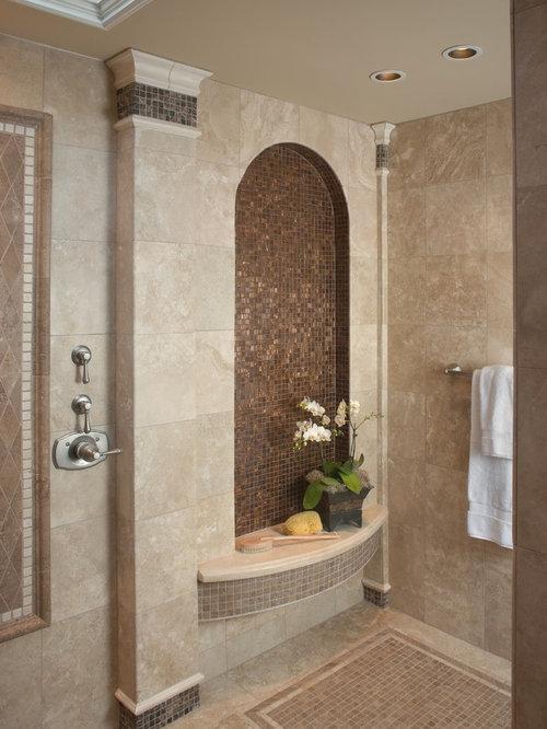 Mediterranean 5x5 Bathroom Design Ideas Renovations