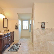 traditional bathroom by Terri Sears, Kitchen and Bath Designer