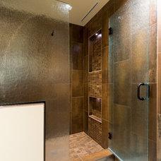 Contemporary Bathroom by Hanson Carlen
