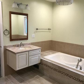 Floating Vanity-Custom Orchard Park Bathroom
