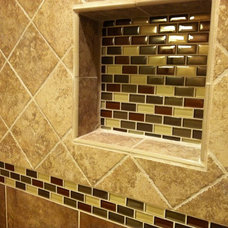 Traditional Bathroom by Mulberry Builders LLC