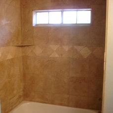 Modern Bathroom by Floors We Do
