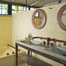Farmhouse Bathroom by Dorman Associates, Inc.