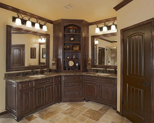 corner bathroom furniture