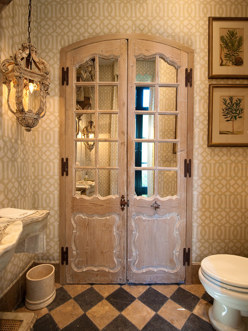 French Bathroom Houzz