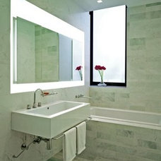 Modern Bathroom by Fogarty Finger