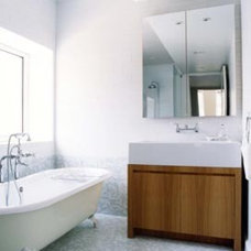Contemporary Bathroom by Fogarty Finger