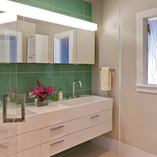 Contemporary Bathroom by Polhemus Savery DaSilva