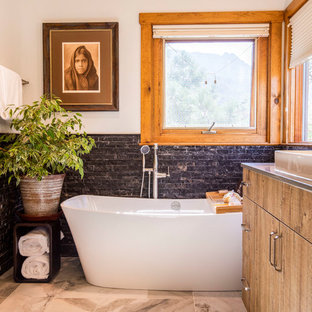 Foothills Master Bath Remodel- Enter into Your Home Spa