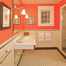 Traditional Bathroom by Sargent Design Company