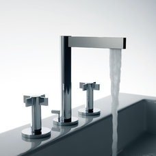 bathroom faucets by Immerse
